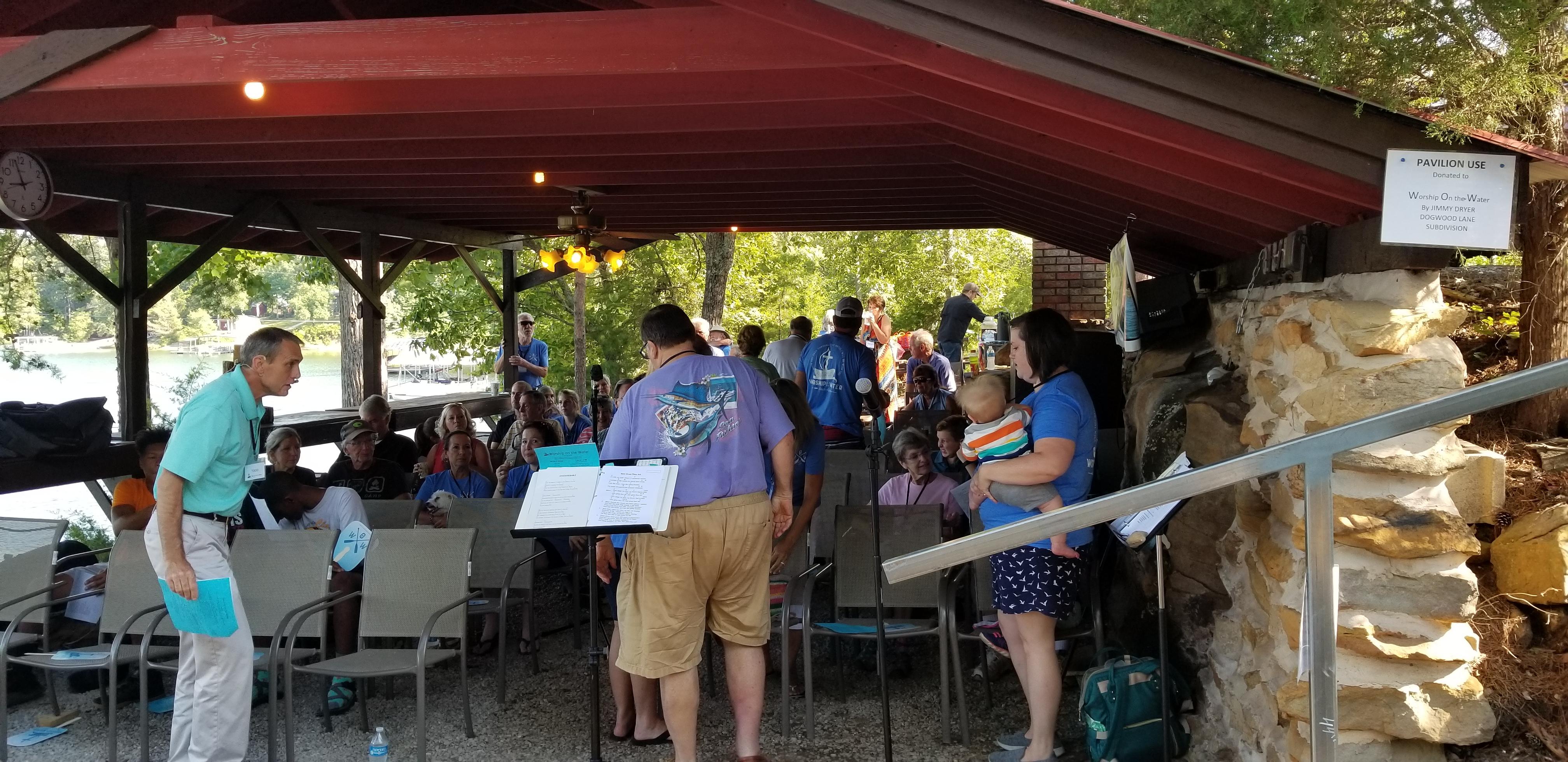 Gathering, July 22, 2018