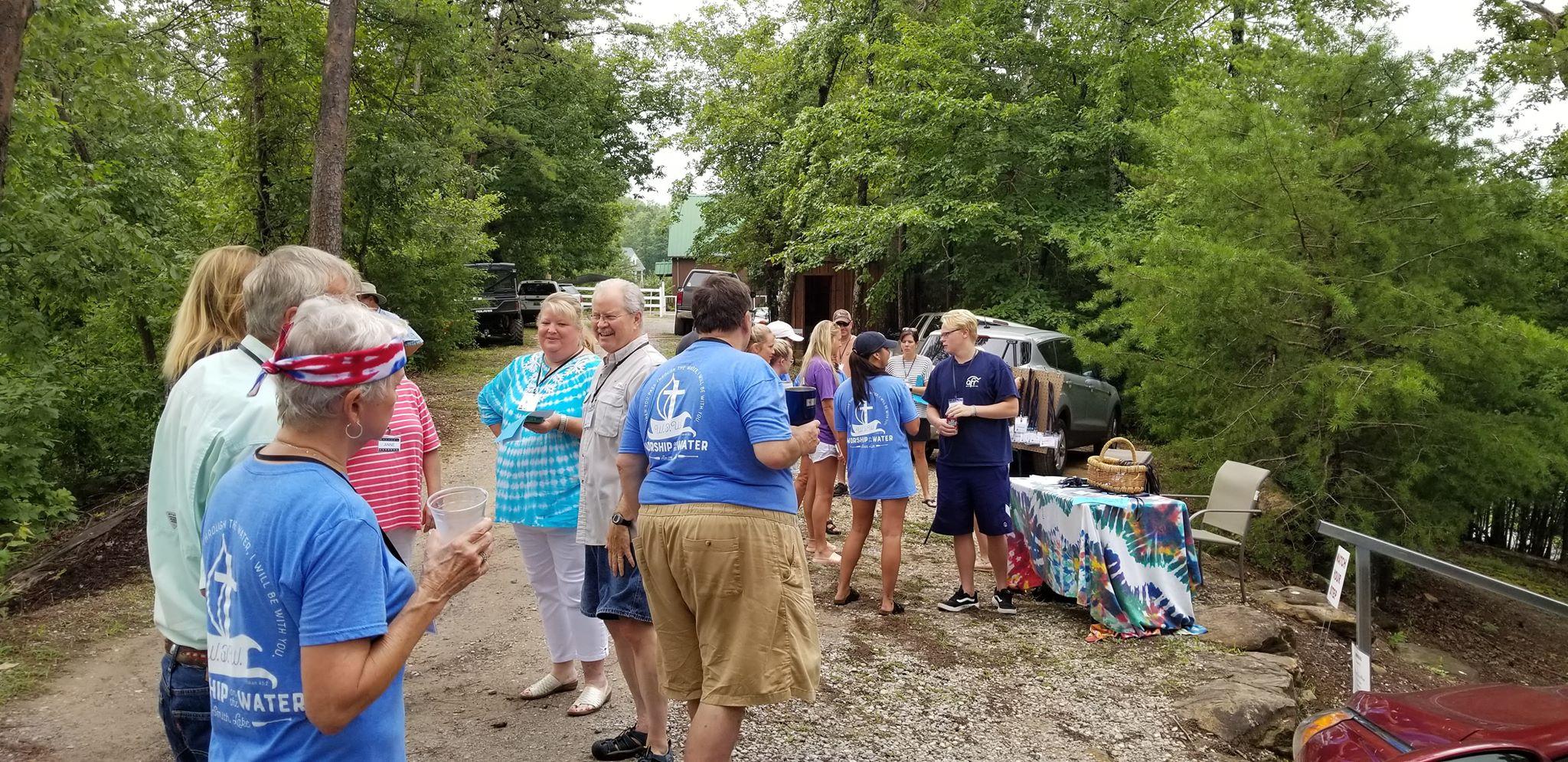 Gathering, July 8