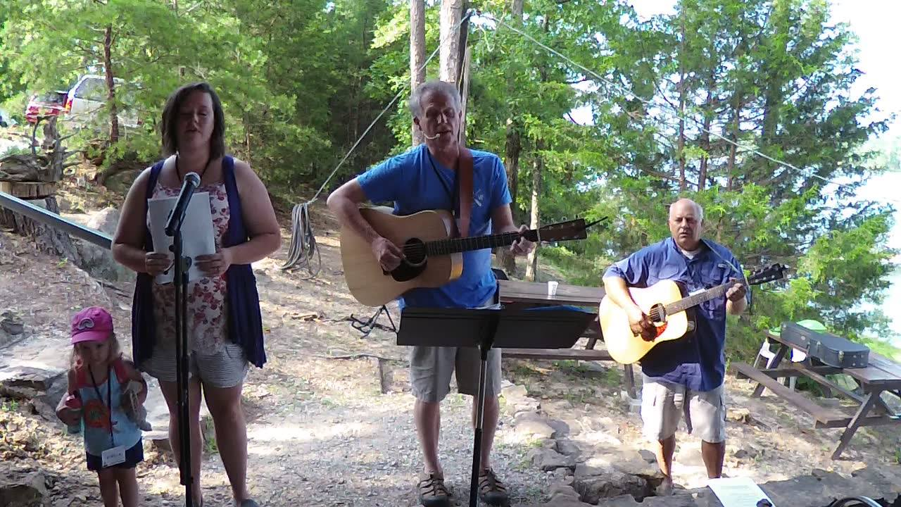 Worship On the Water - July 15, 2018