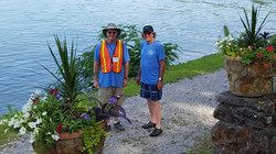 Boater Greeters