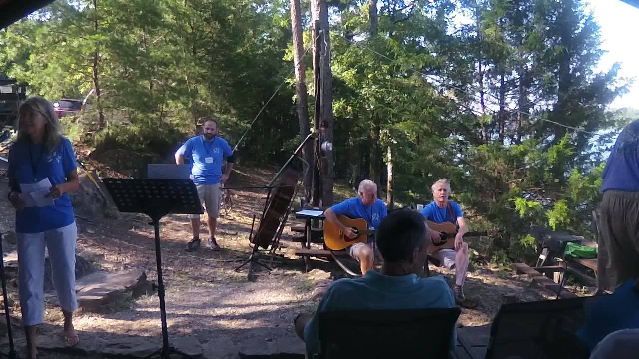 Worship On the Water - July 22, 2018