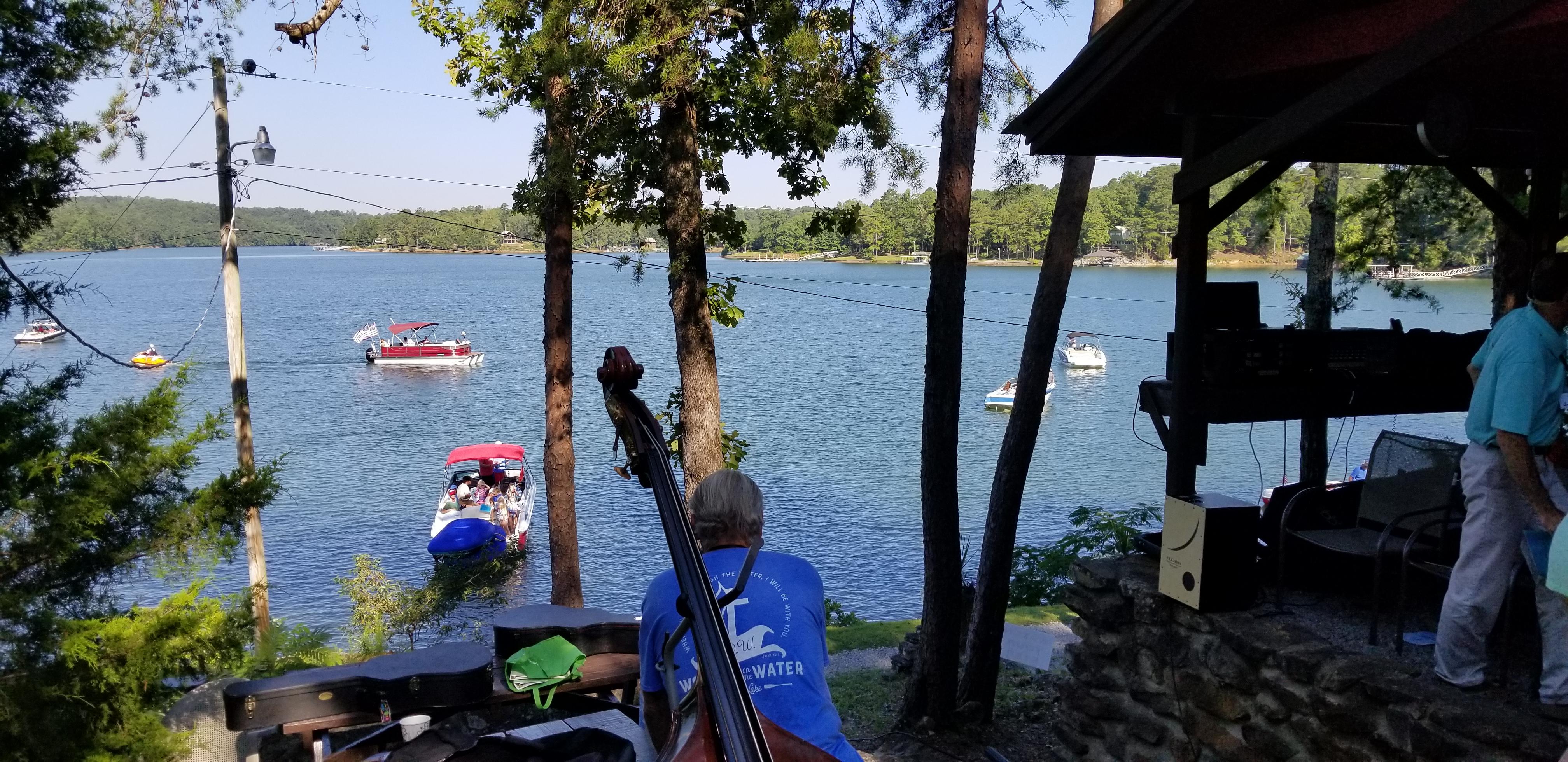 Boats, July 22, 2018