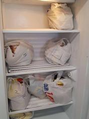 We distribute frozen food, too!