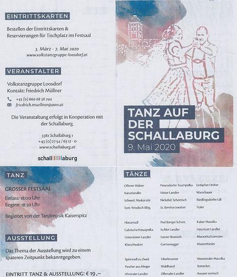 Volkstanzfest 2020