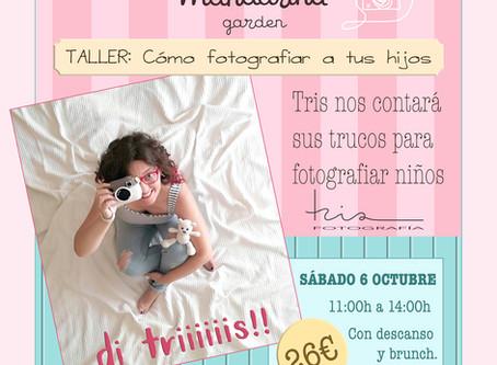 TALLER para padres - Fotografía a tus hijos con éxito