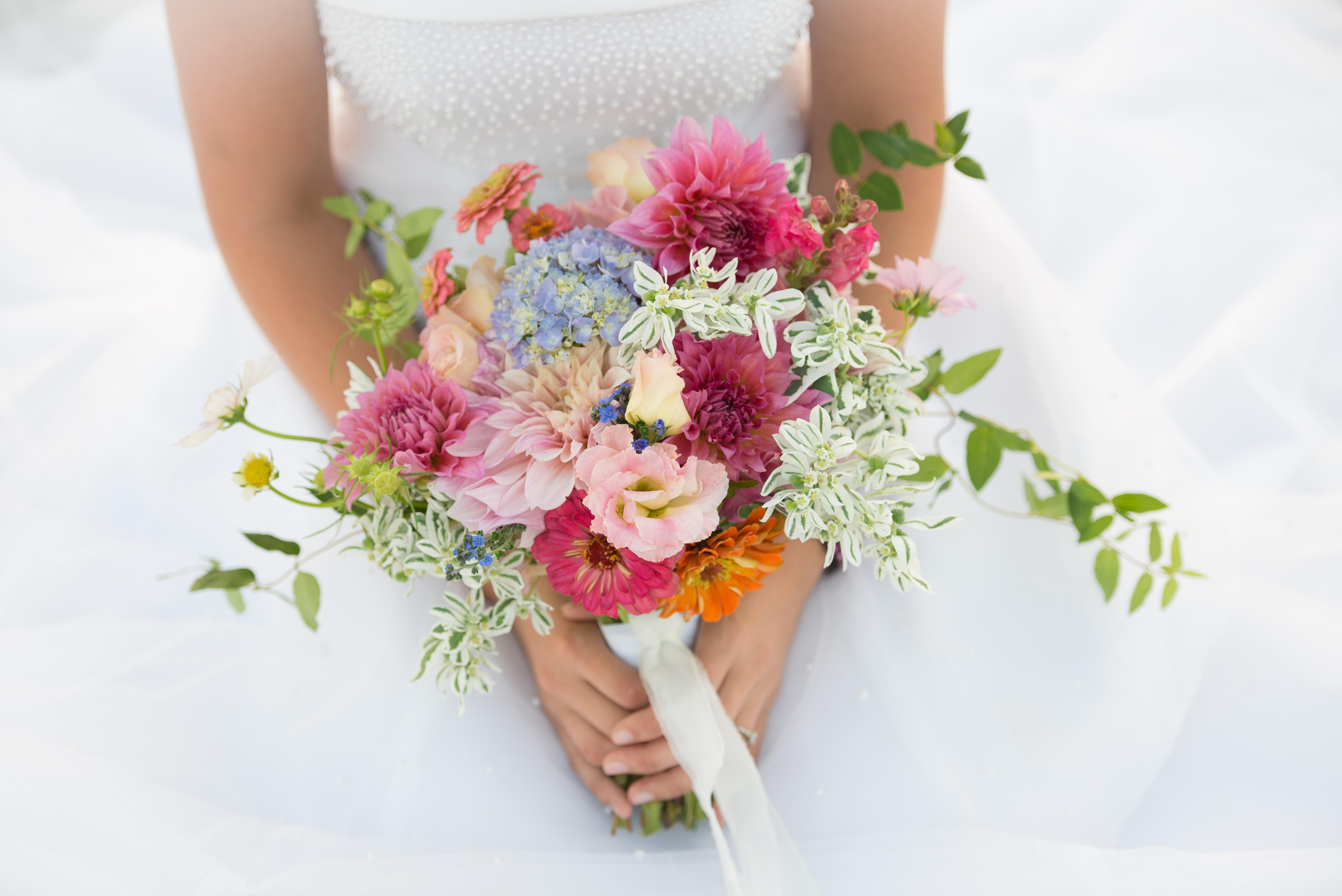 bridal bouquet Sweet Piedmont