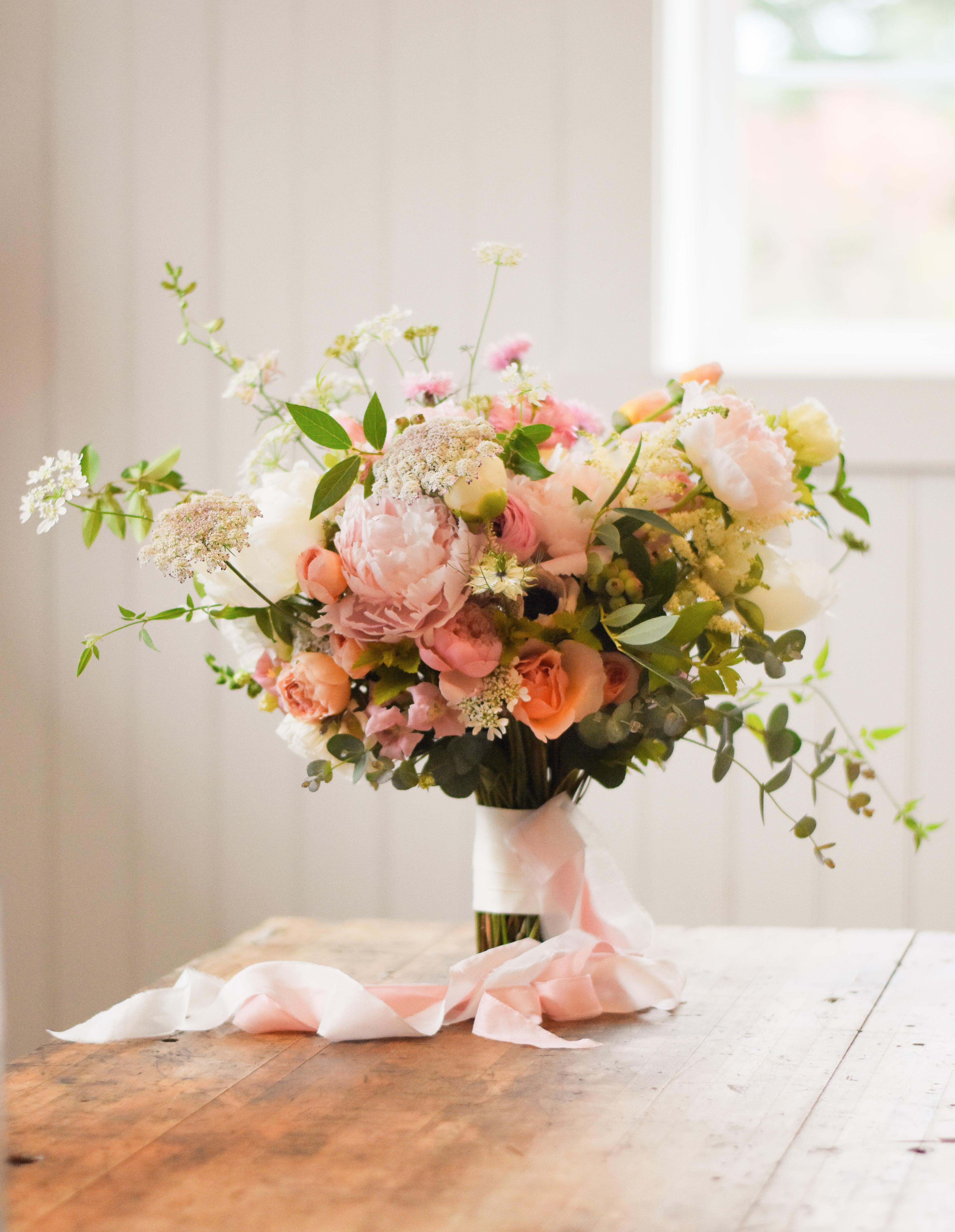 Julie's bouquet 06.19