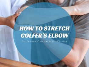 How to Stretch Golfer's Elbow