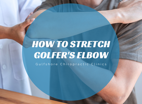 How to Stretch Golfer's Elbow