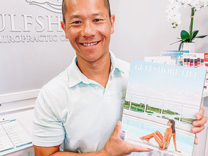 Gulfshore Chiropractic Clinics Voted Best Chiropractor in Lee County!