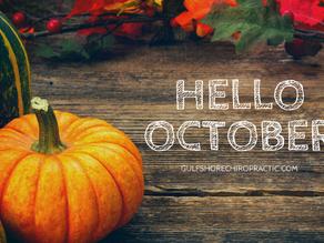 October Newsletter 2020!
