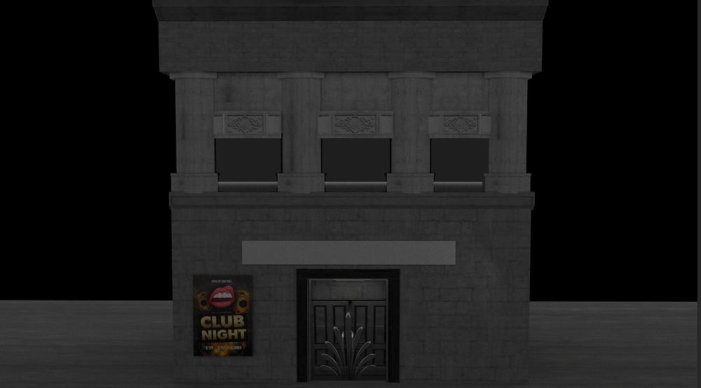 Main building (the Club)