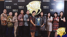 Rekor Bisnis Indonesia (ReBI) 2016