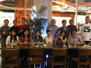The 1st 5ignal 2esearch Community Gathering in Jakarta