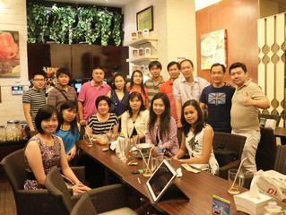 The 1st 5ignal 2esearch Community Gathering in Surabaya