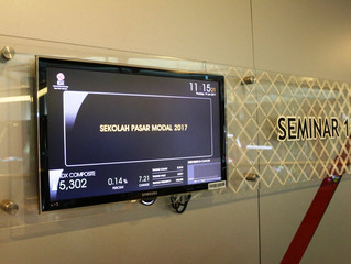 Sekolah Pasar Modal with IDX & OSO Sekuritas