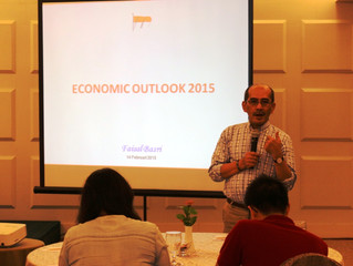 The 1st Indonesia Economic & Capital Market Outlook 2015 by Lima Dua Group