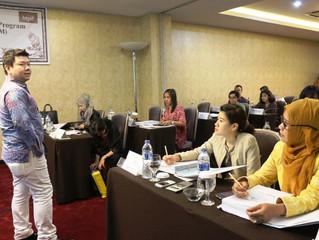 Fasilitator for CWMA - PT. Bank Tabungan Pensiunan Nasional, Tbk