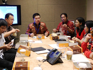 The 1st Investor Gathering