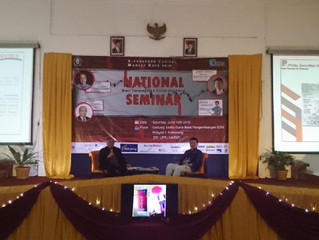 Fasilitator for Seminar Nasional Universitas Diponegoro Semarang with Phillip Sekuritas