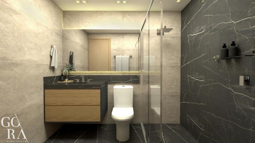Banho | Imagem projeto