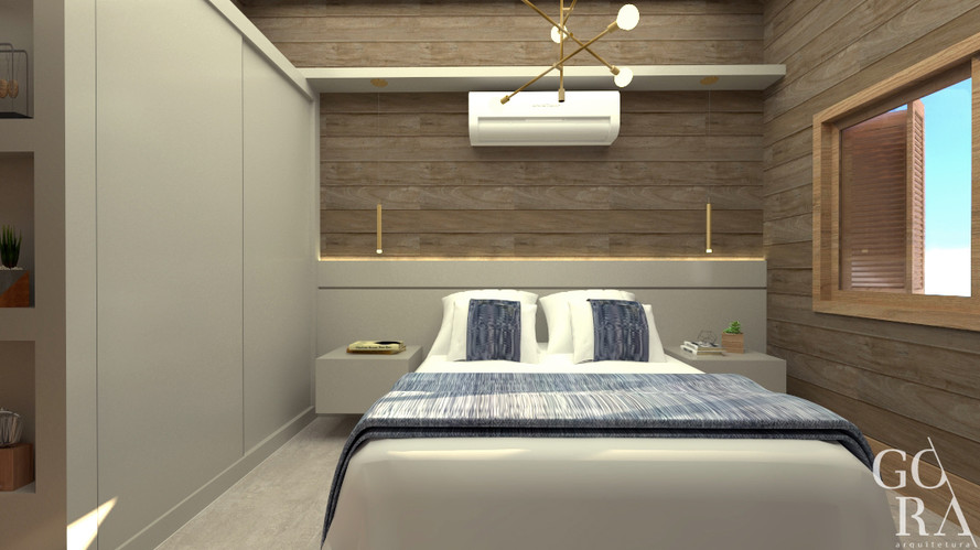 Dormitório Hóspedes