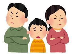 親子間の共依存