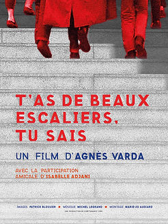 You've Got Beautiful Stairs, You Know (Agnès Varda, 1963)