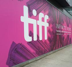 TIFF '16 Vinyl Decal