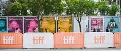 TIFF '16 Street Signage