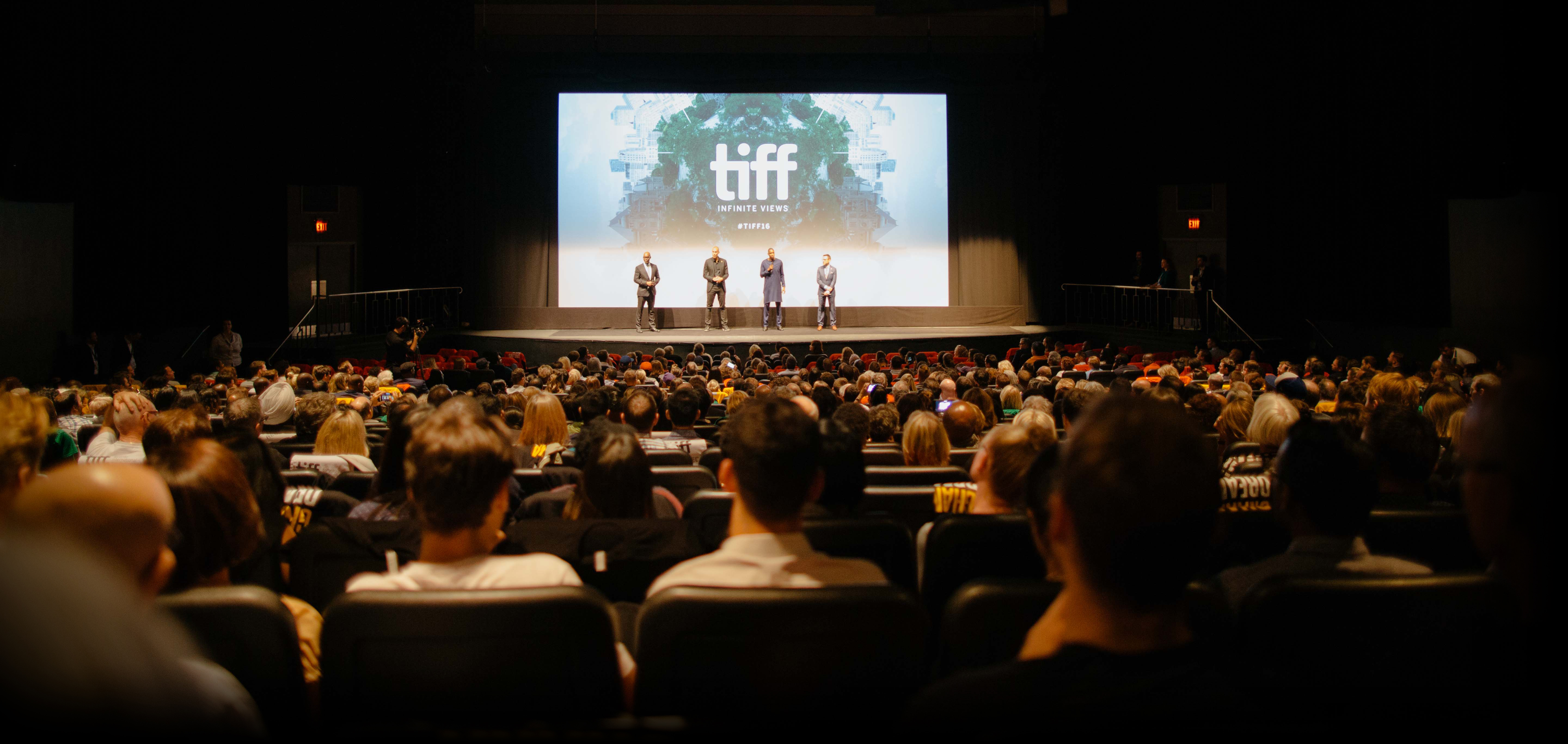TIFF '16 In Cinema