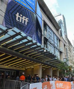 TIFF '16 Theatre Marquee