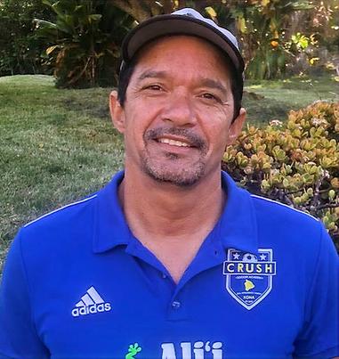 Coach Camilo Ramirez