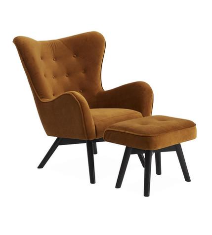 Modena fotelis +pakojis