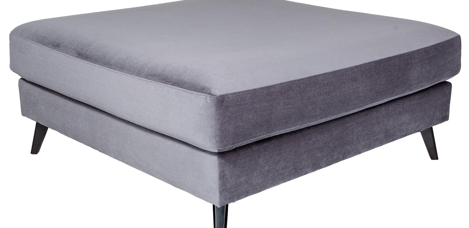 Lazy banketė Casa grey - 105x105