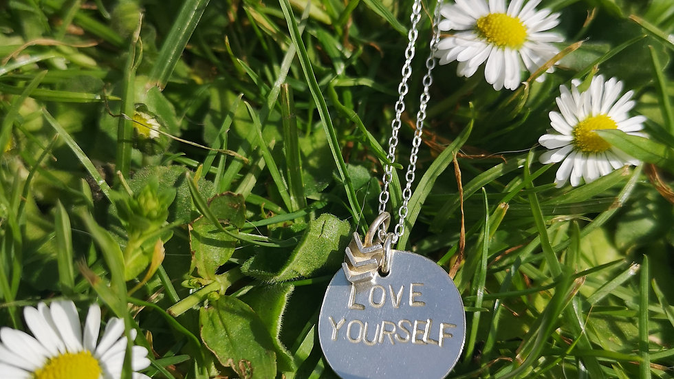 Love Yourself Pendant