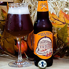 Block House Brewing Pumpkin Ale