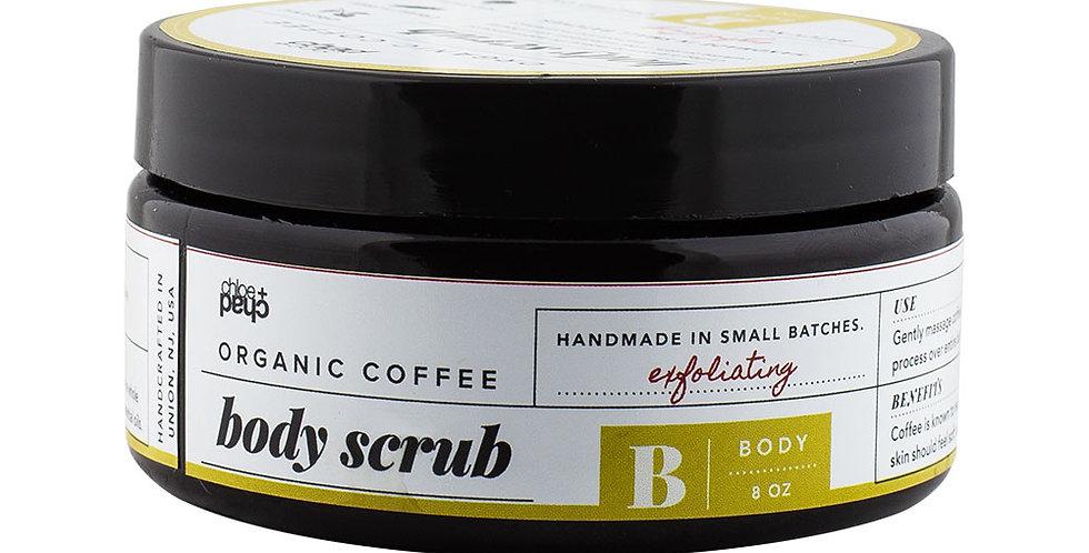CoffeeScrub+ Organic