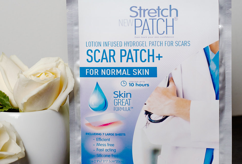 Scar Patch+ For Normal Skin Value Pack 7pc/pack