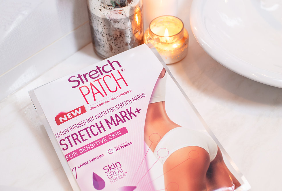 Stretch Mark+ For Sensitive Skin Value Pack 7pc/pack