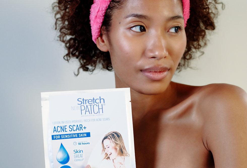 Acne Scar+ For Sensitive Skin Value Pack 4pc/pack