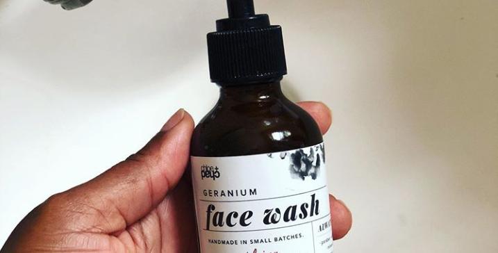 Geranium+ Face Wash