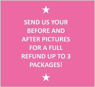 Refund for before and after