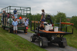Catoctin Mountian Orchard Wagon Tour