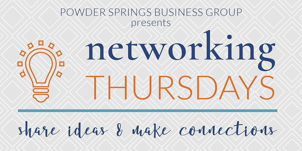 June Networking Thursdays Mixer