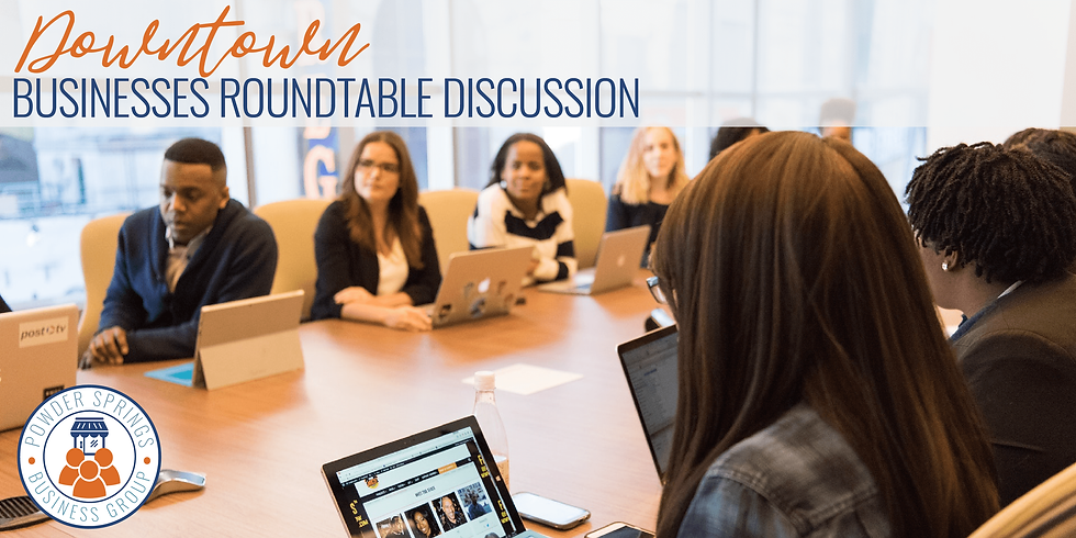 PSBG's Downtown Businesses Roundtable