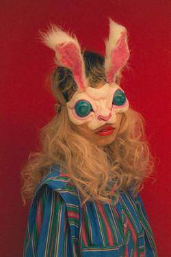 ウサギマスク