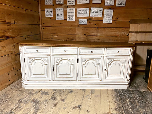 """Langes Sideboard rustikal """"Shabby chic"""""""