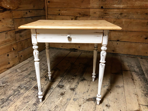 "Tisch antik Landhaus ""Shabby chic"""