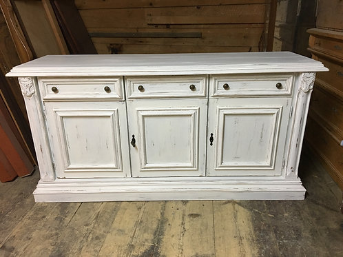 """Sideboard/Kommode weiss """"Shabby chic"""""""